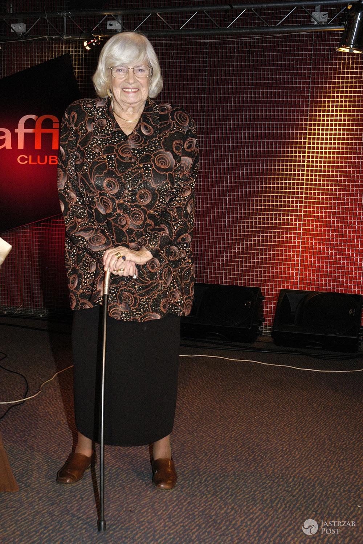 Xymena Zaniewska to znana polska projektantka i scenograf (fot. AKPA)