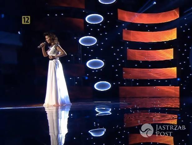 Występ Edyty Górniak na preselekcjach do Eurowizji 2016