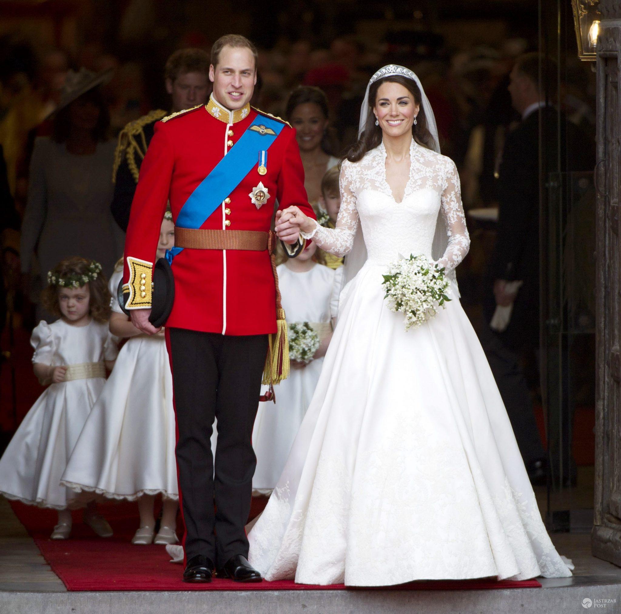 Ślub księcia Williama i księżnej Kate (fot. ONS)