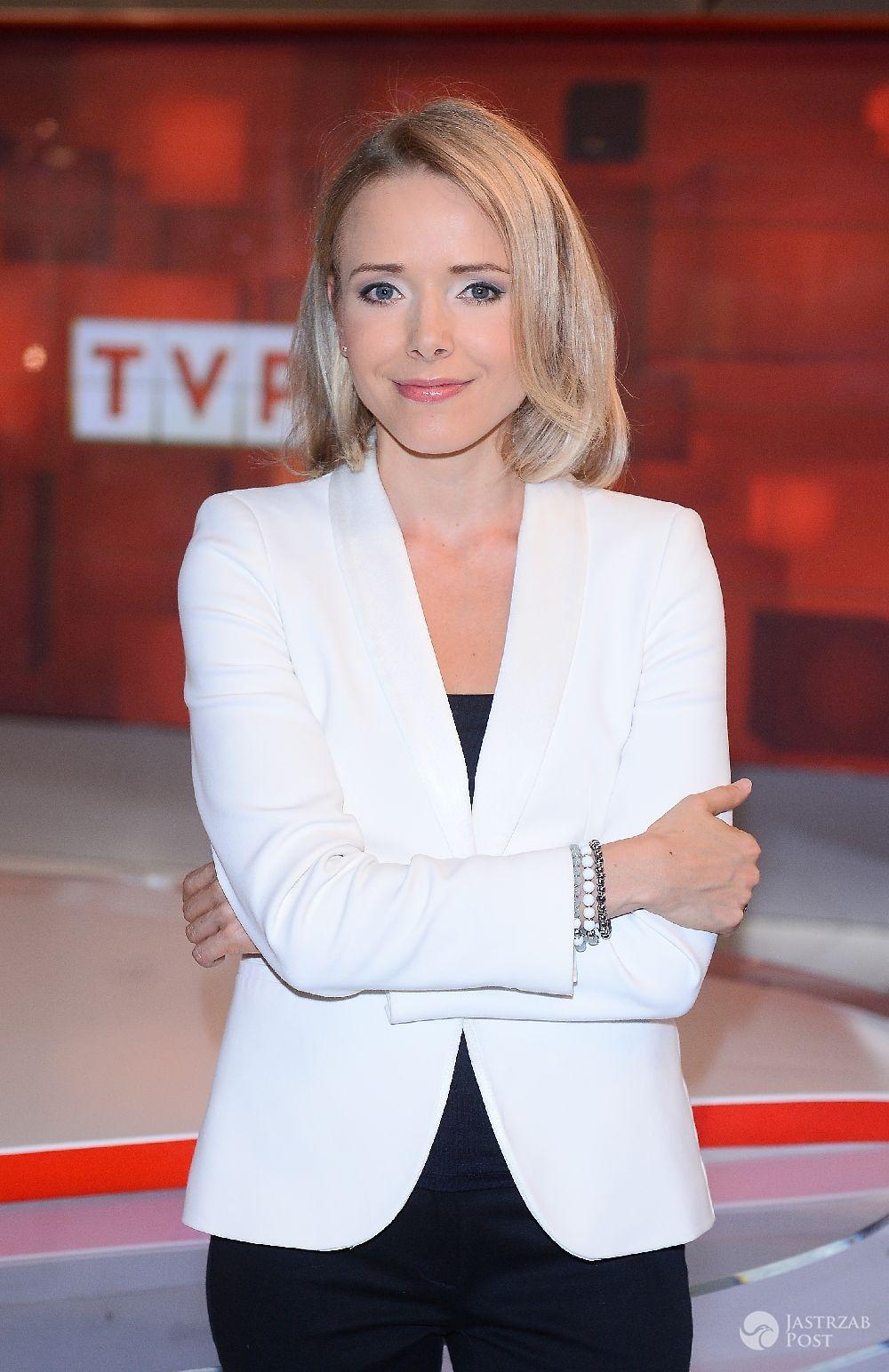 Agnieszka Górniakowska poprowadzi Wiadomości w TVP