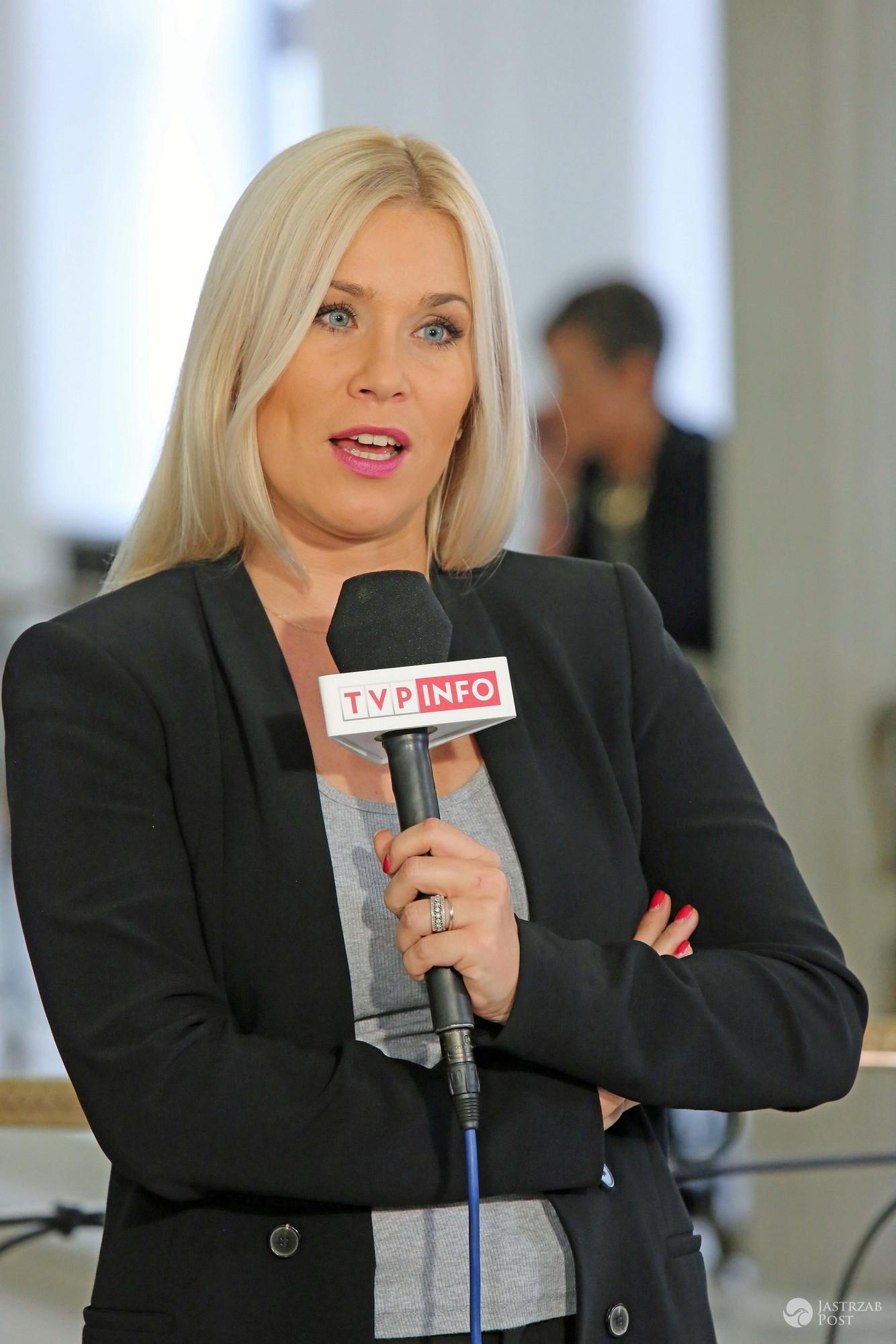 Kamila Biedrzycka Osica zwolniona straciła swój program w TVP Info