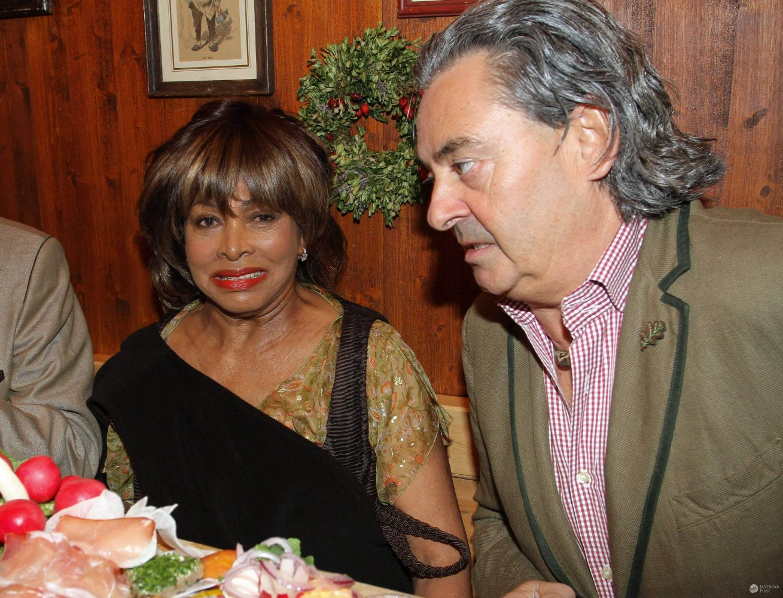 Tina Turner trafiła do szpitala