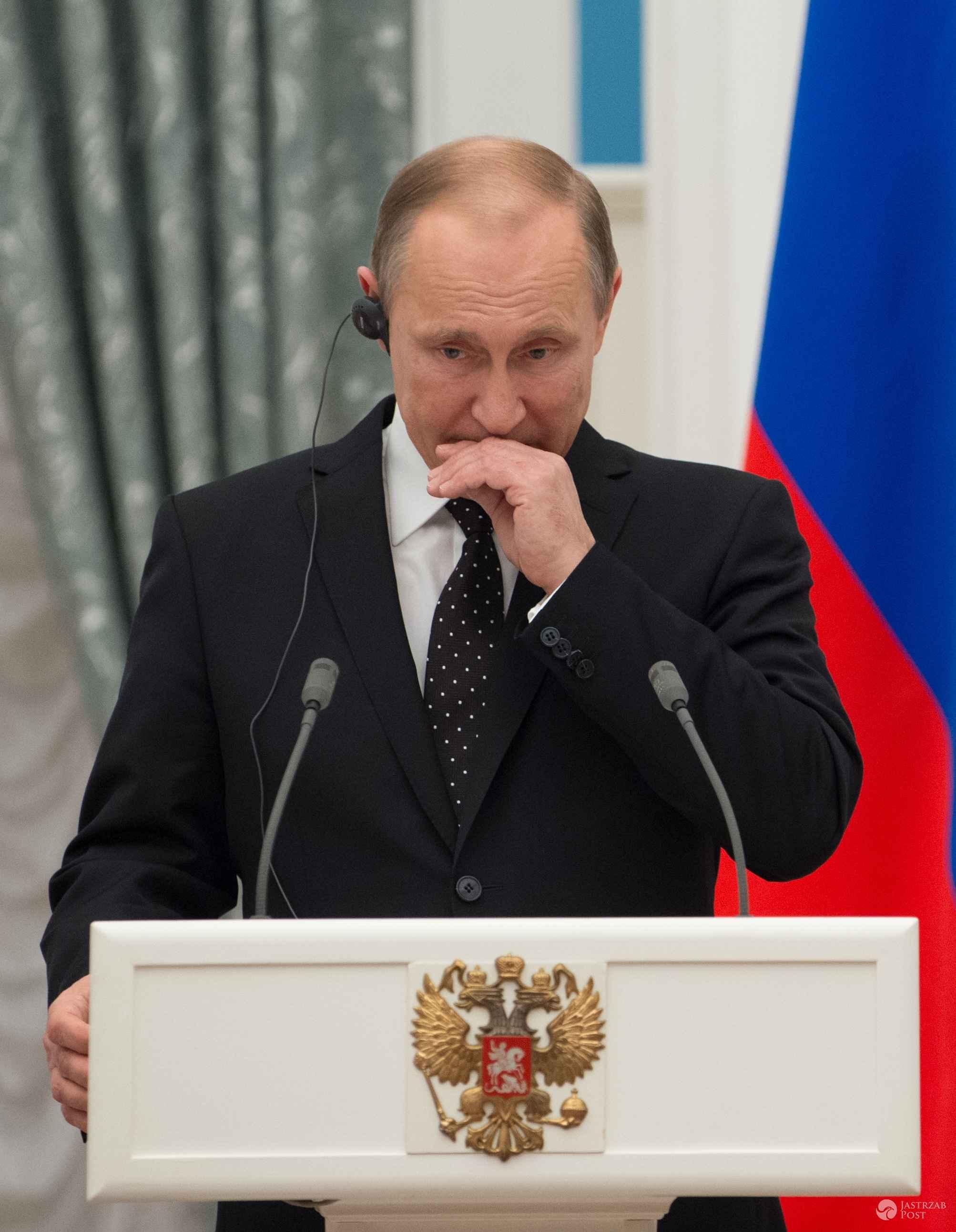 Niemiecki hotel odmówił apartamentu Władimirowi Putinowi