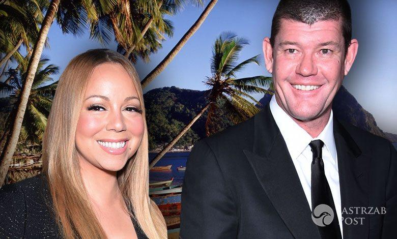 Mariah Carey i James Packer wezmą ślub na Karaibach (fot. ONS)