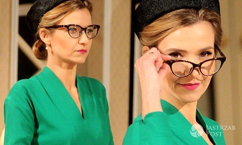 """Joanna Koroniewska, spektakl """"Interes życia"""" w Teatrze Komedia (fot. ONS)"""