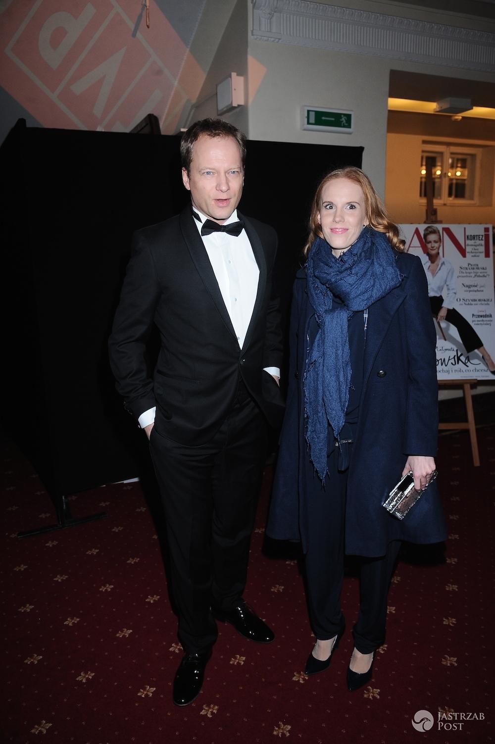Maciej Stuhr i Katarzyna Błażejewska - Orły 2016