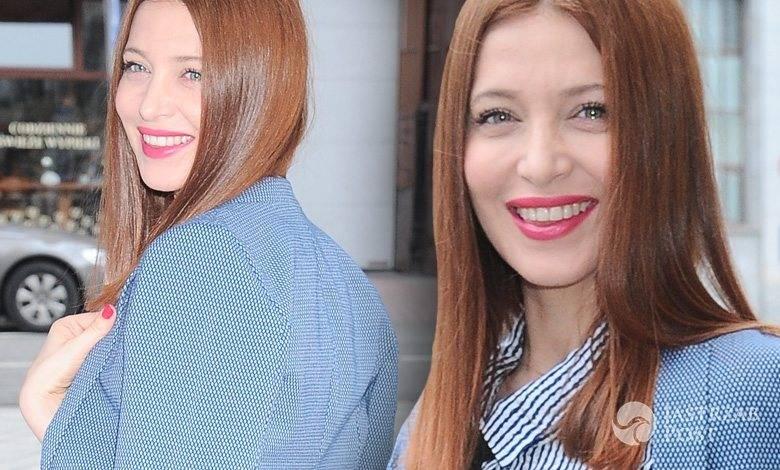 Ada Fijał na imprezie marki Solar (fot. ONS)