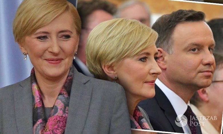Agata Duda i Andrzej Duda, otwarcie Muzeum Polaków Ratujących Żydów im. Rodziny Ulmów w Markowej (fot. ONS)