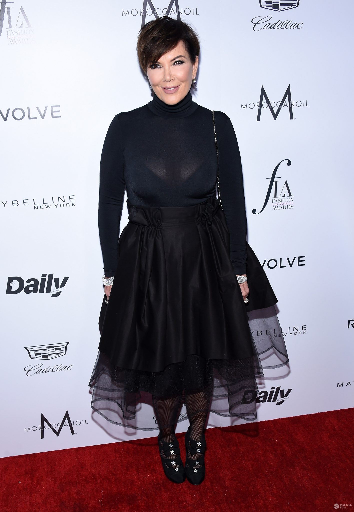 Kris Jenner, nagrody The Daily Front Row (fot. ONS)