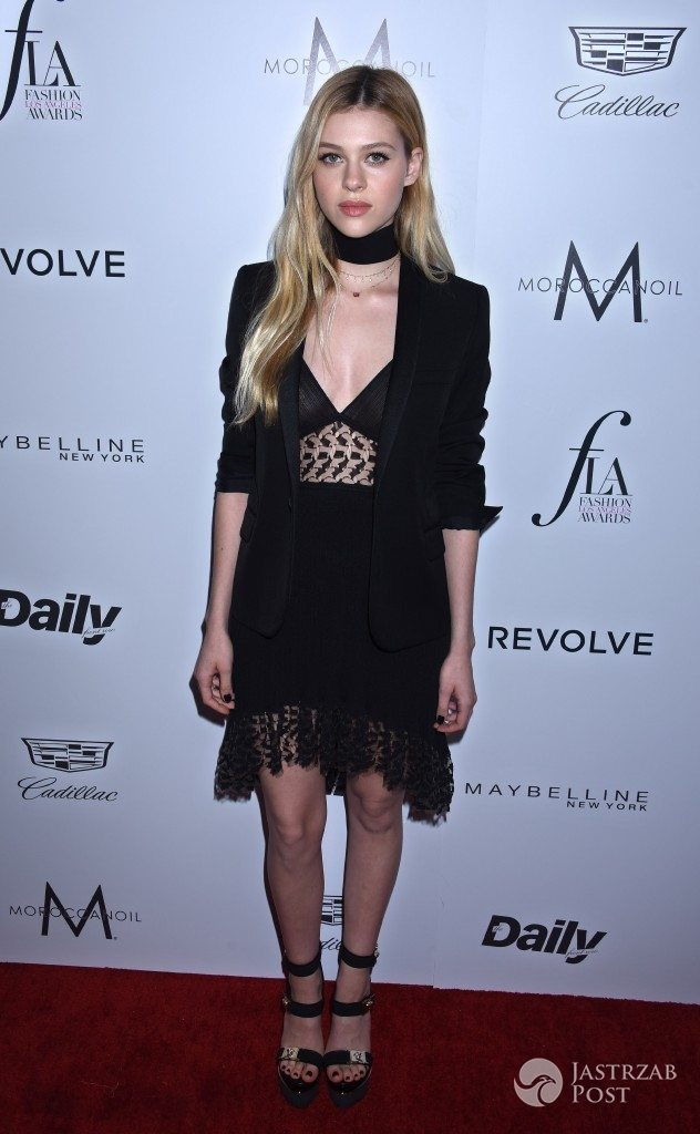 Nicola Peltz, nagrody The Daily Front Row (fot. ONS)