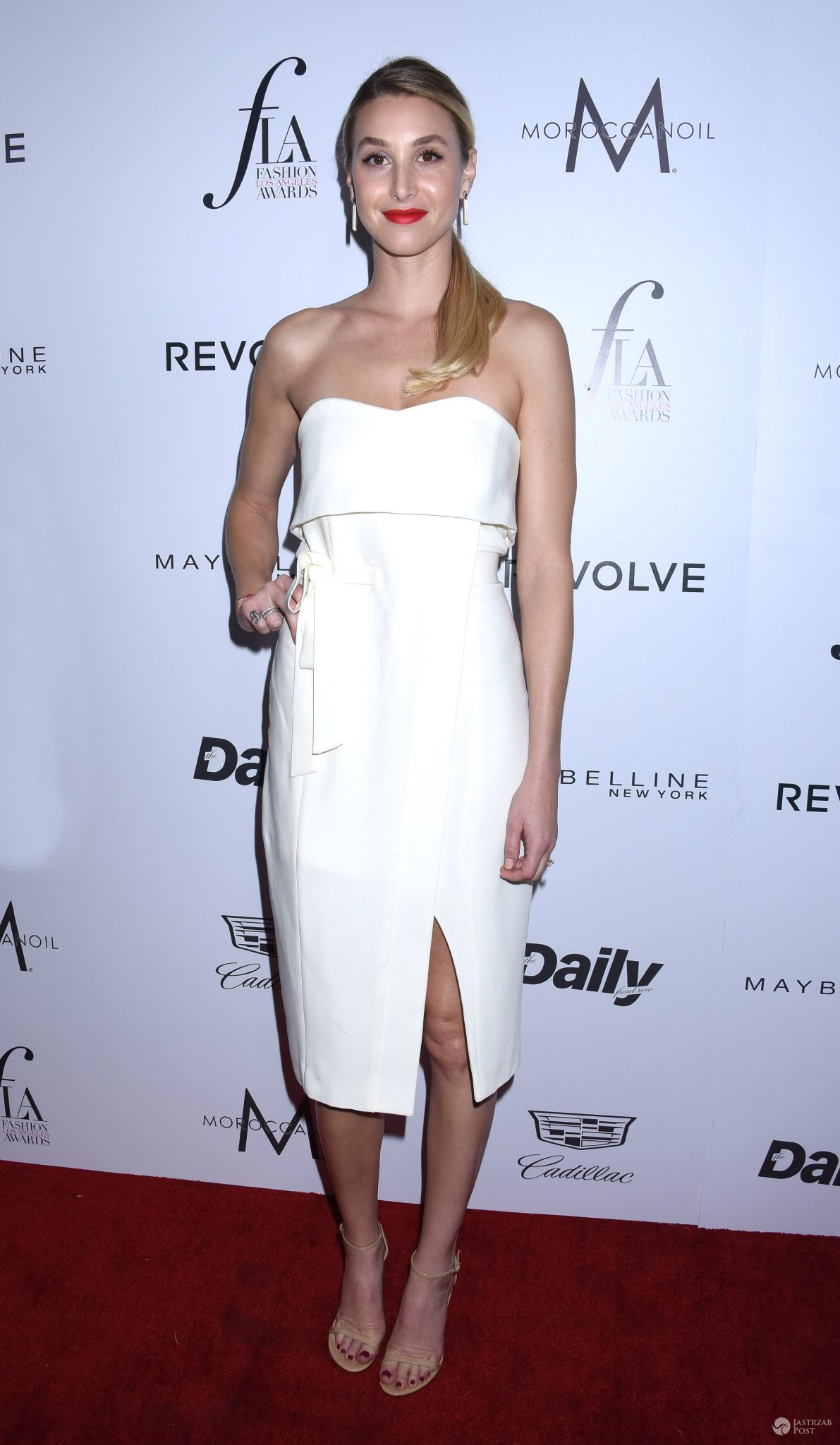 Whitney Port, nagrody The Daily Front Row (fot. ONS)