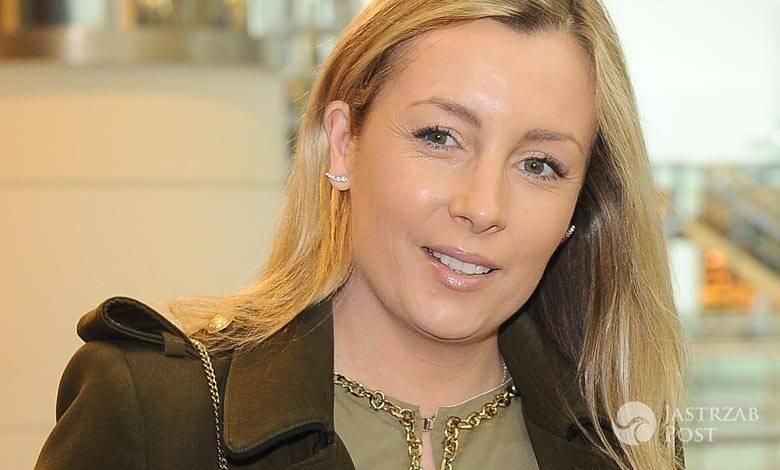 Karolina Ferenstein-Kraśko na imprezie La Mania by Inglot (fot. ONS)