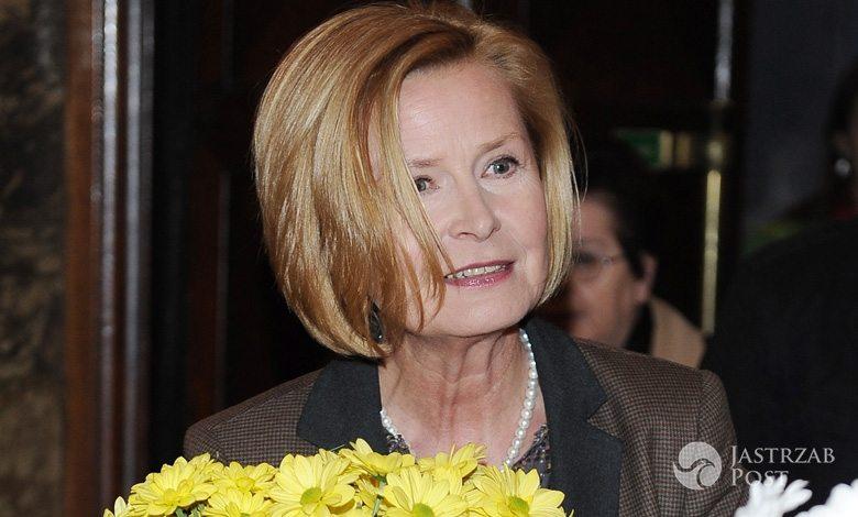 Barbara Bursztynowicz komentuje doniesienia o zdjęciu Klanu z anteny