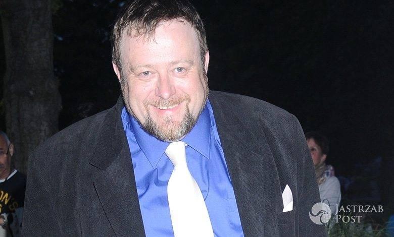 Olaf Lubaszenko ważył 135 kilogramów