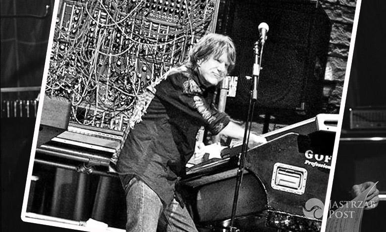 Nie żyje Keith Emerson
