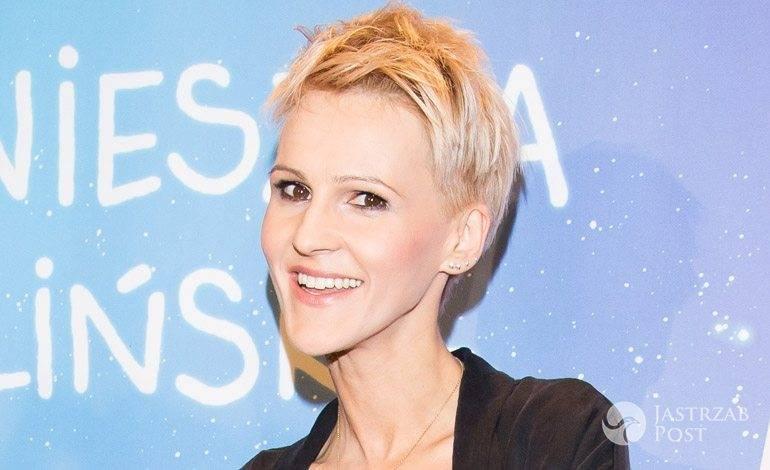 Agnieszka Chylińska skróciła włosy