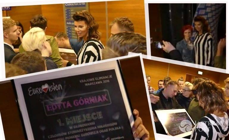 Edyta Górniak dostała od fanów prezent