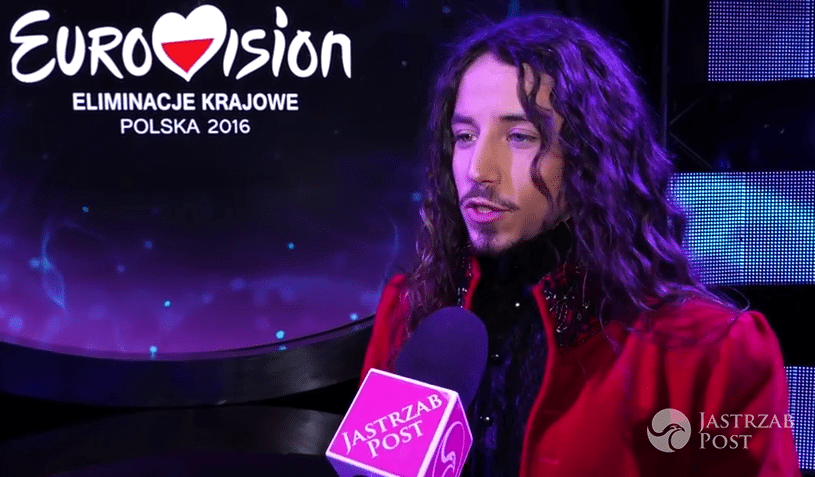 Michał Szpak komentuje swoje zwycięstwo