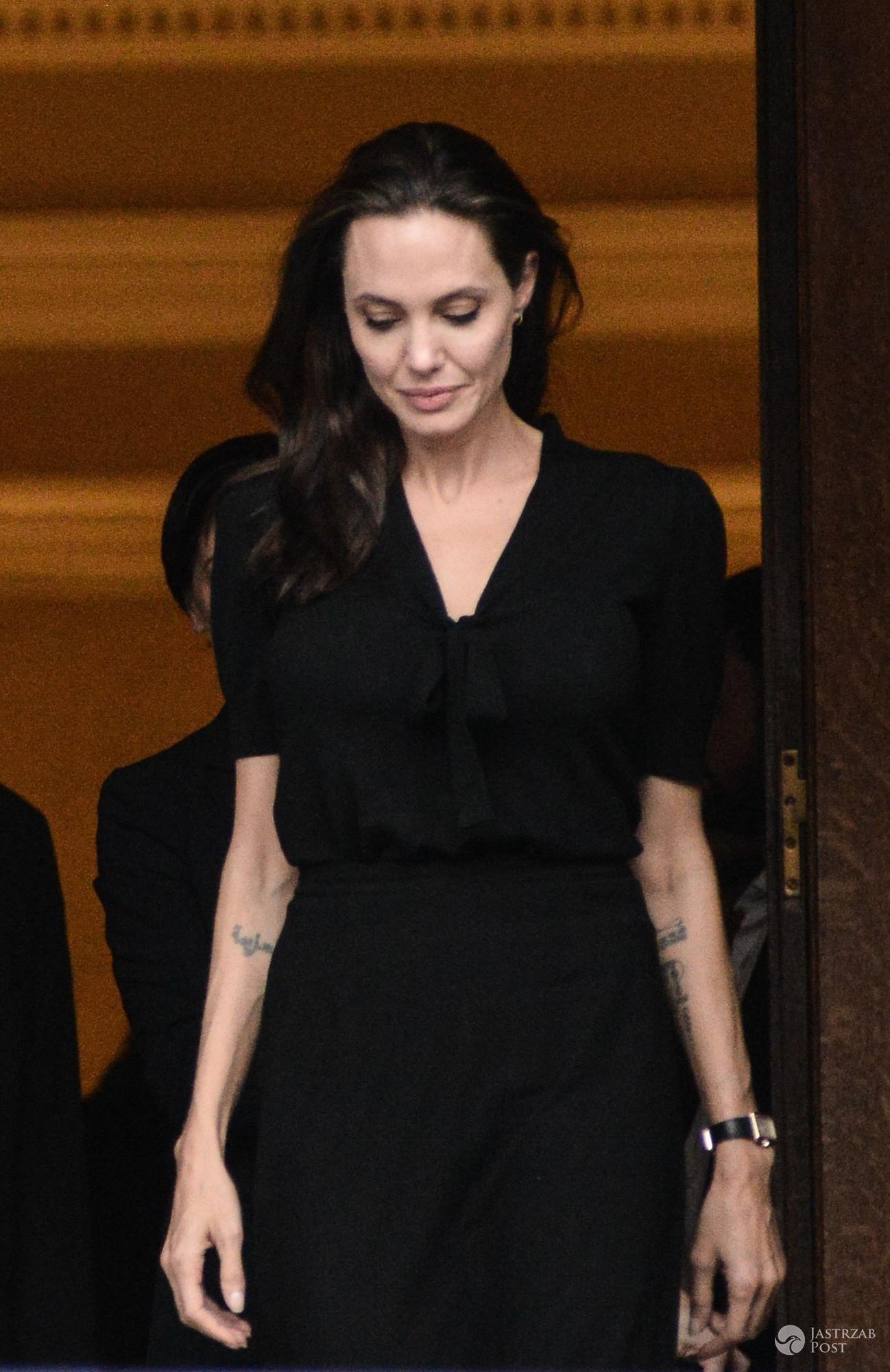 Angelina Jolie wróciła do byłego partenra? Jeohnny Lee Miller - kim jest pierwszy mąż gwiazdy?