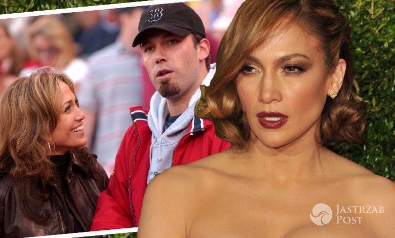 Jennifer Lopez o rozstaniu z Benem Affleckiem