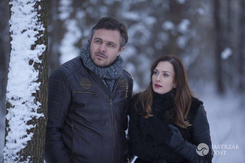 Randka Zuzy (Anita Sokołowska) i Janka (Marek Bukowski) w 78 odcinku serialu Przyjaciółki, fot: Polsat