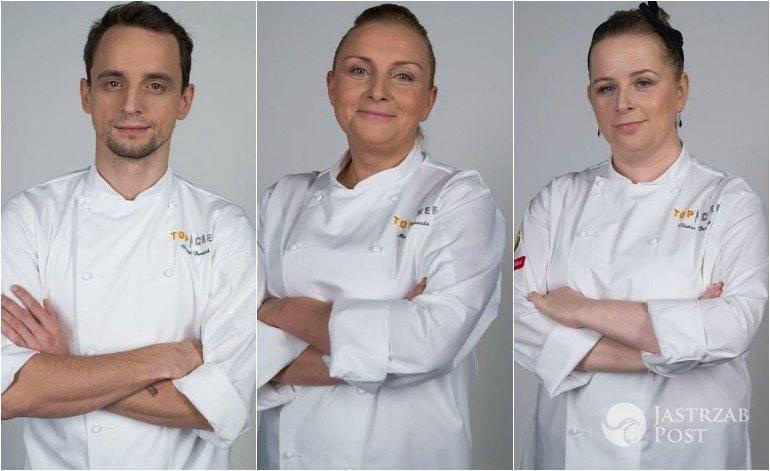Wszyscy uczestnicy Top Chefa