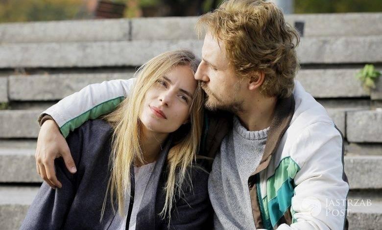 Powiedz TAK! Basia (Katarzyna Zawadzka), Wiktor (Paweł Domagała)