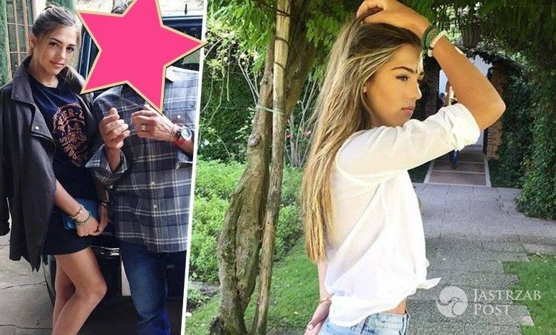 Sistine Stallone, córka Sylvestra Stallone'a (fot. Instagram)