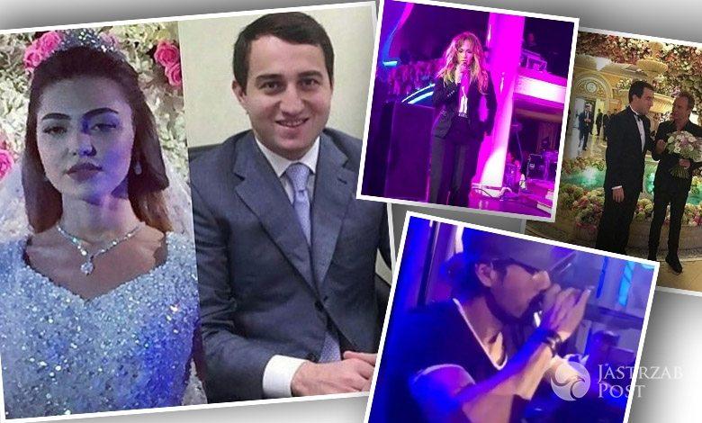 Said Gutseriev wziął ślub. Jennifer Lopez, Sting, Enrique Iglesias zaśpiewali na weselu