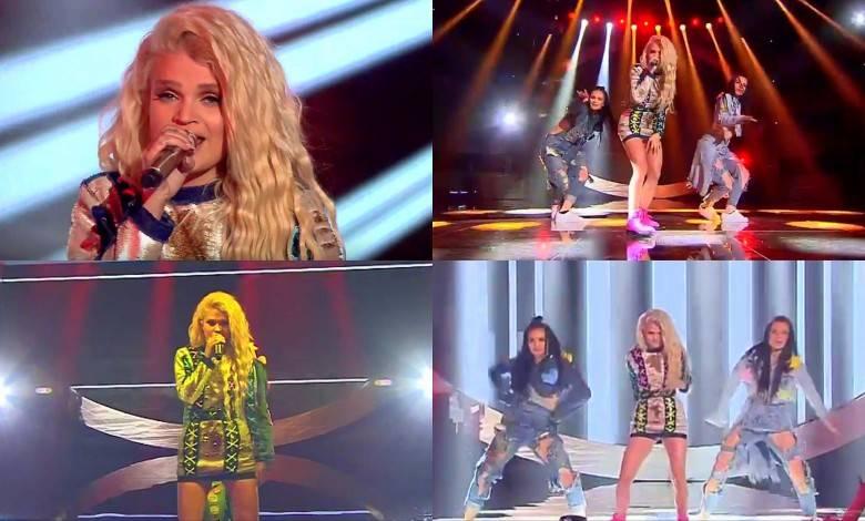 Występ Margaret z Cool Me Down na preselekcjach do Eurowizji 2016
