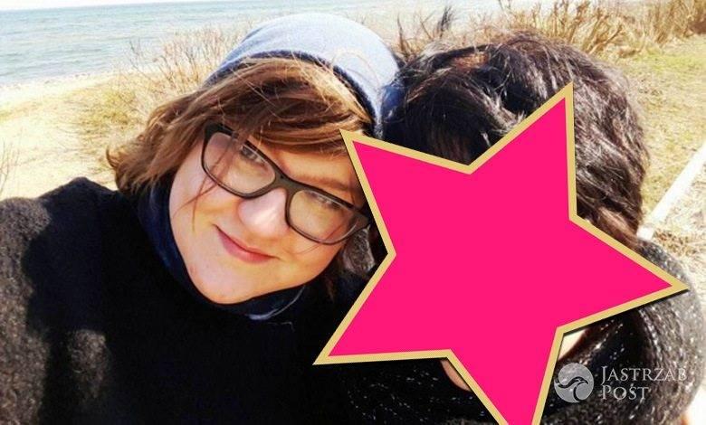 Dominika Gwit z mamą zdjęcie