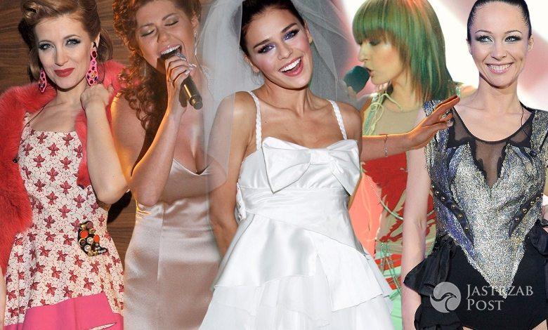 Gwiazdy preselekcji do Eurowizji. Stylizacje na preselekcjach