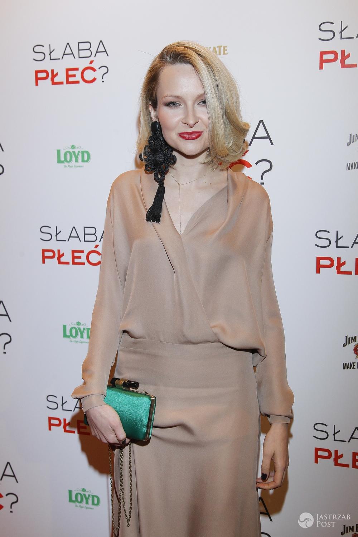 Marieta Żukowska w krótkich włosach jak Magda Mołek. Instagram