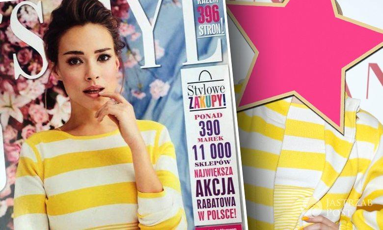 """Alicja Bachleda-Curuś na okładce magazynu """"Twój Styl"""" i Margaret na imprezie Srebrne Jabłka """"Pani"""""""