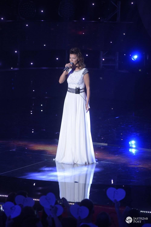 Edyta Górniak śpiewa Grateful na preselekcjach do Eurowizji 2016