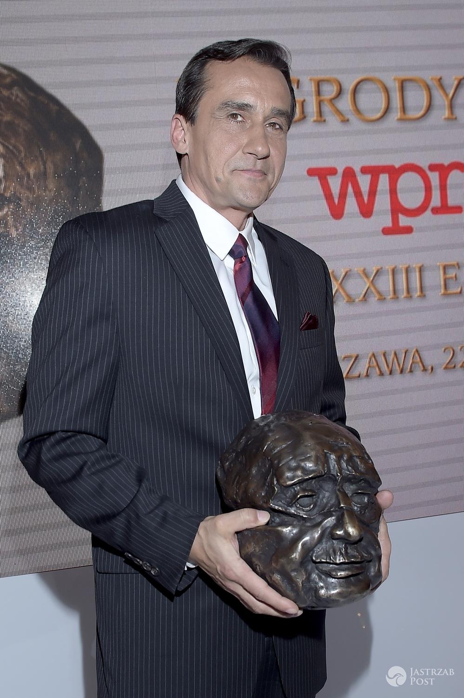 Mariusz Max Kolonko odebrał Nagrodę Kisiela