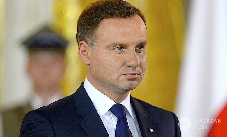 Andrzej Duda ostro o zamachach terrorystycznych