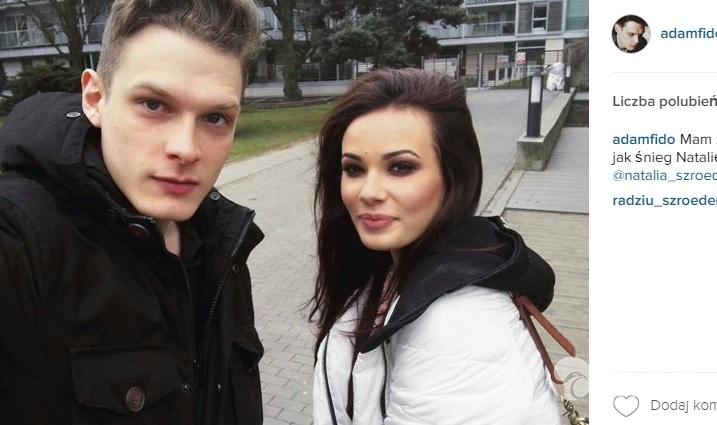 Natalia Szroeder i Adam Fidusiewicz są parą?