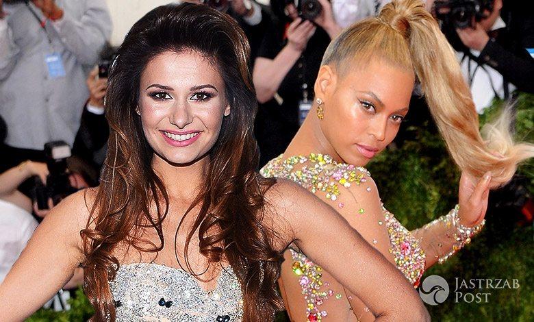 Beyonce i Aleksandra Gintrowska