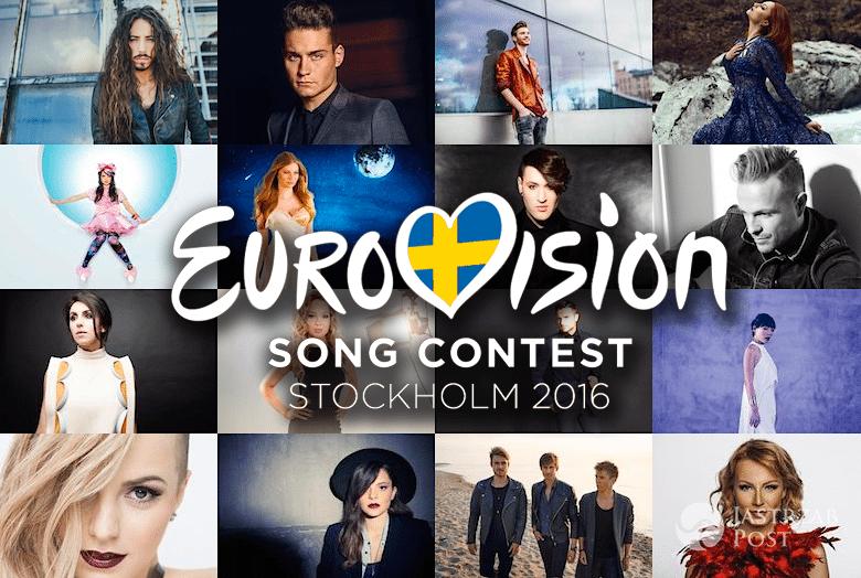 Eurowizja 2016 wszyscy kandydaci, piosenki, kiedy, gdzie, szczegóły