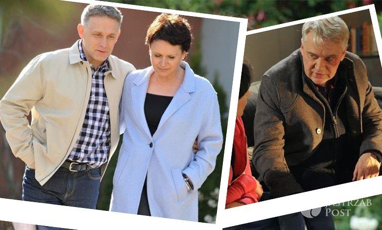 M jak miłość Marysia (Małgorzata Pieńkowska), Artur (Robert Moskwa), Robert (Zbigniew Stryj)