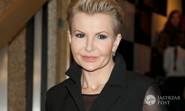 Joanna Racewicz w TVP Polonia