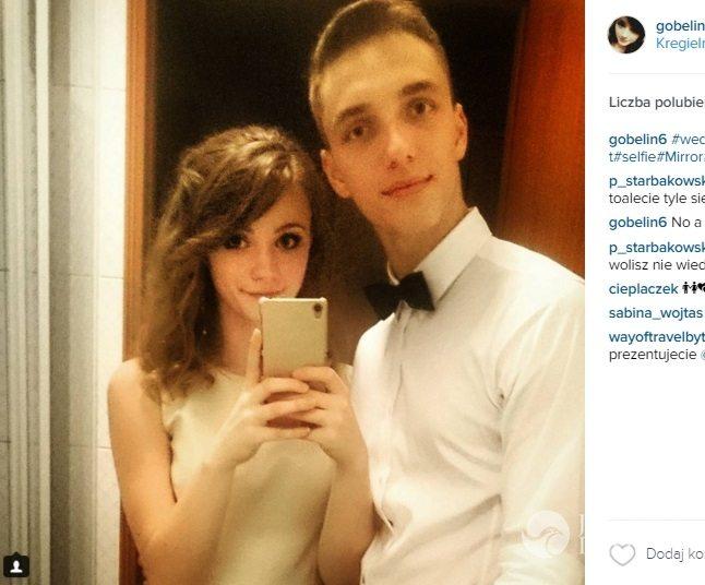 Karolina Małysz - córka Adama Małysza/ fot. Instagram