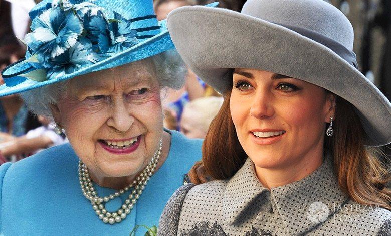 Księżna Kate o Królowej Elżbiecie II