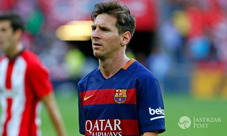 Leo Messi pozwał Gazetę Wyborczą