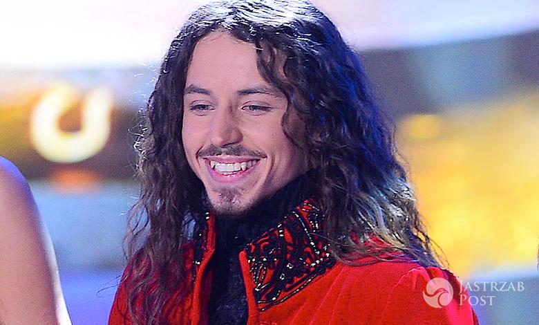 Michał Szpak trenuje przed Eurowizją 2016