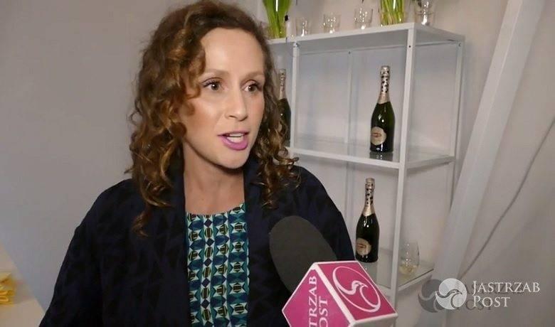 Monika Mrozowska o kulisach Agenta