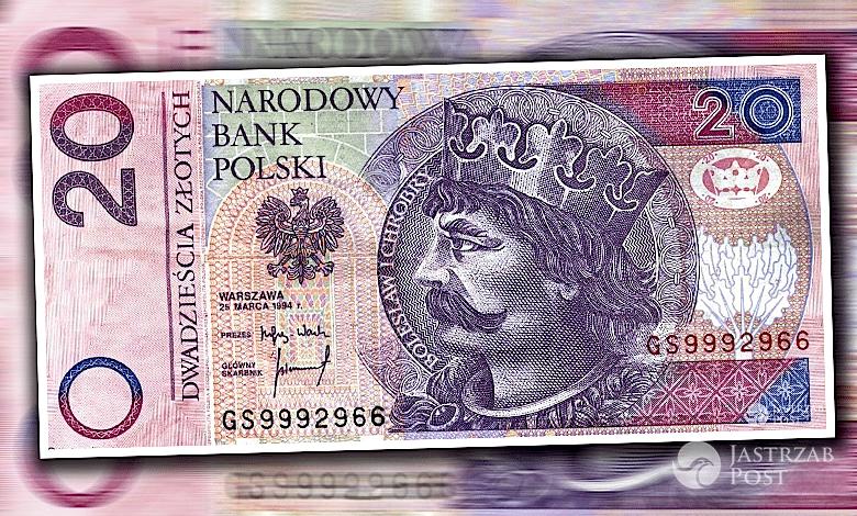 Nowe 20 złotych