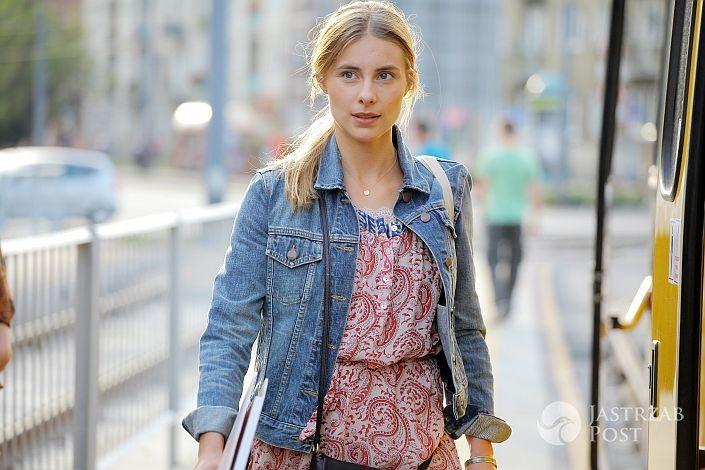 Powiedz TAK odcinek 3, Basia (Katarzyna Zawadzka)