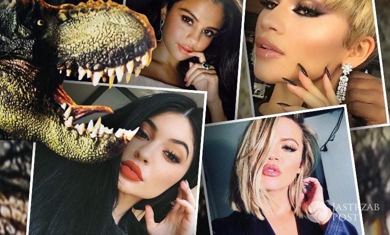 Nowy trend w robieniu selfie: T-Rex Hands